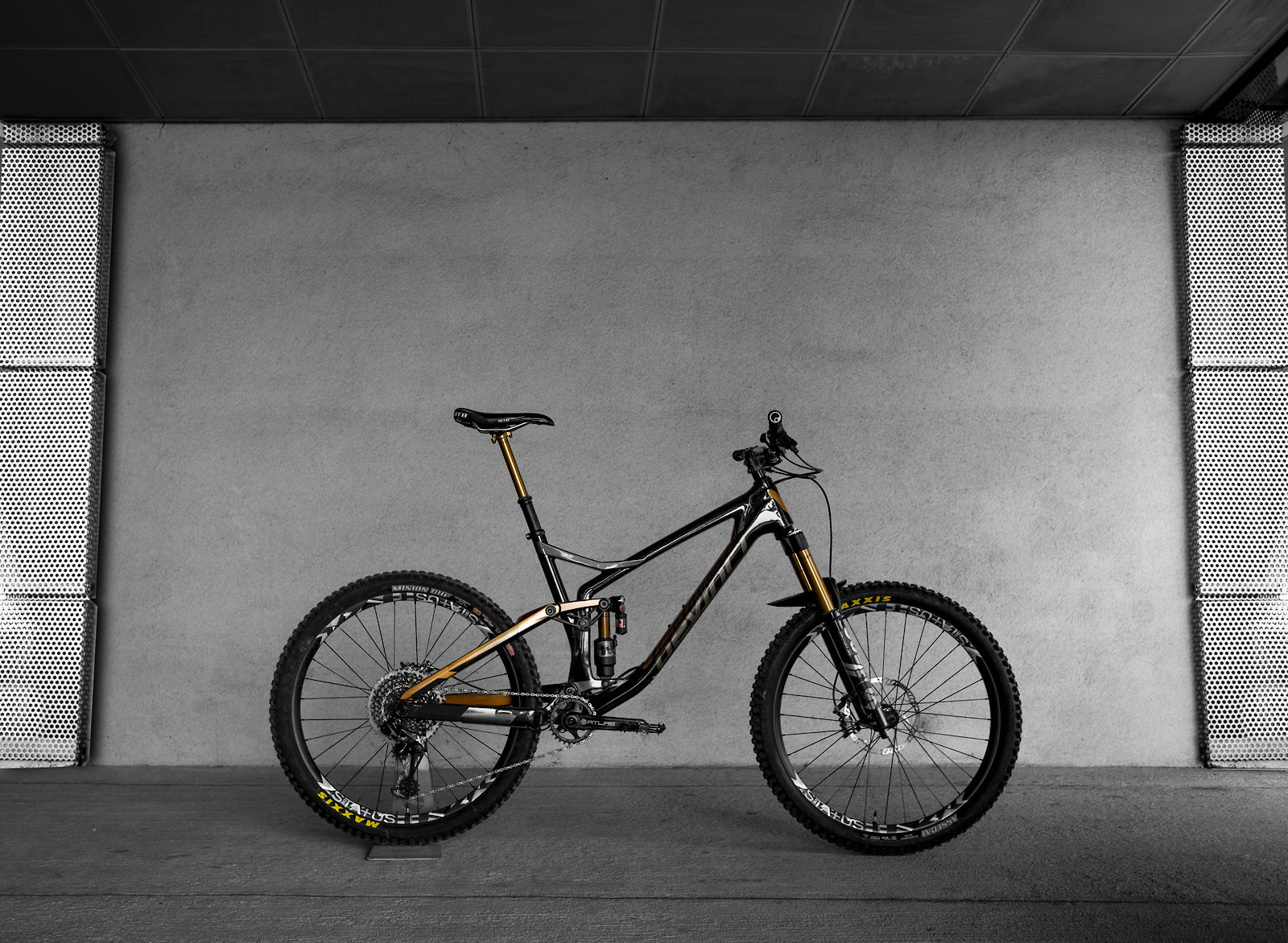 Devinci Spartan Carbon 27 - 2019 Vital Bike of the Day Collection - Mountain Biking Pictures - Vital MTB