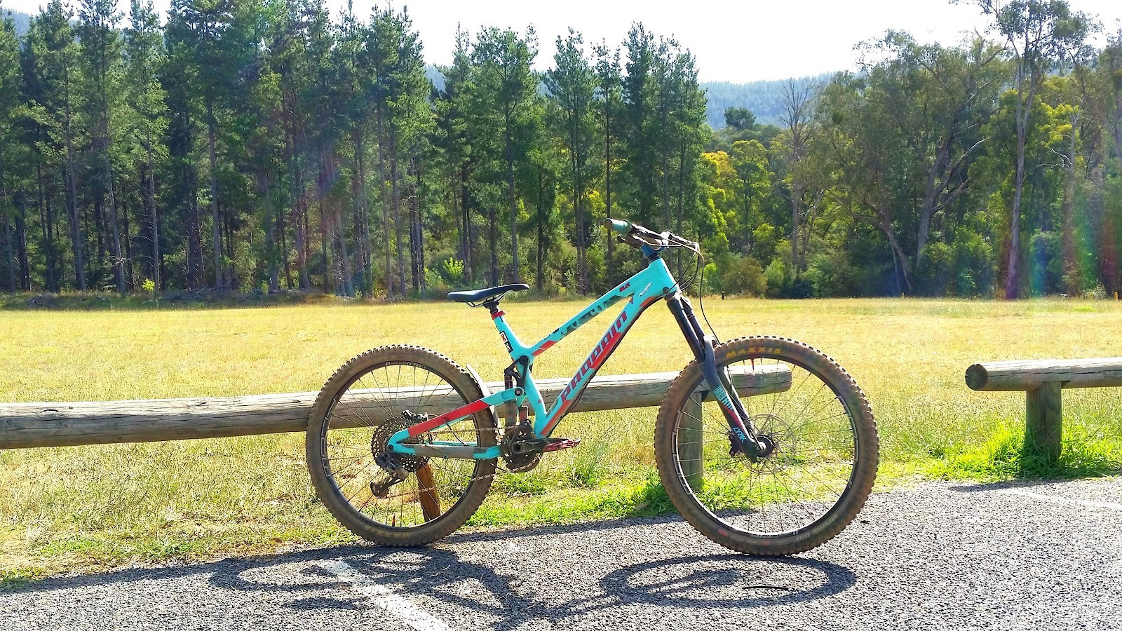 Propain Spindrift blue - 2019 Vital Bike of the Day Collection - Mountain Biking Pictures - Vital MTB