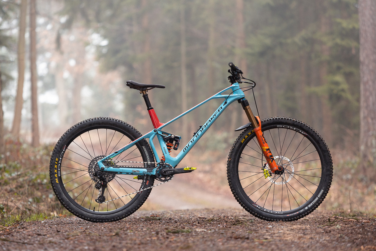 Mondraker Foxy 29 XR - 2019 Vital Bike of the Day Collection - Mountain Biking Pictures - Vital MTB