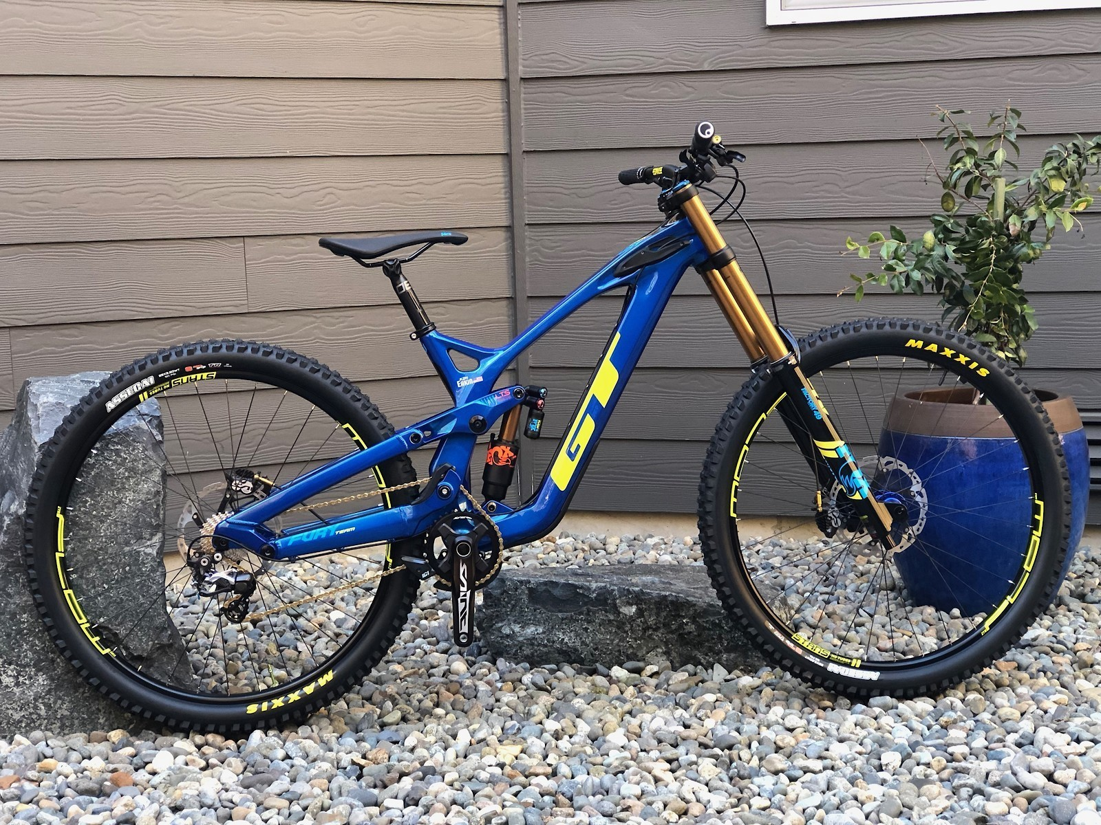 GT Fury Team Carbon - 2019 Vital Bike of the Day Collection - Mountain Biking Pictures - Vital MTB