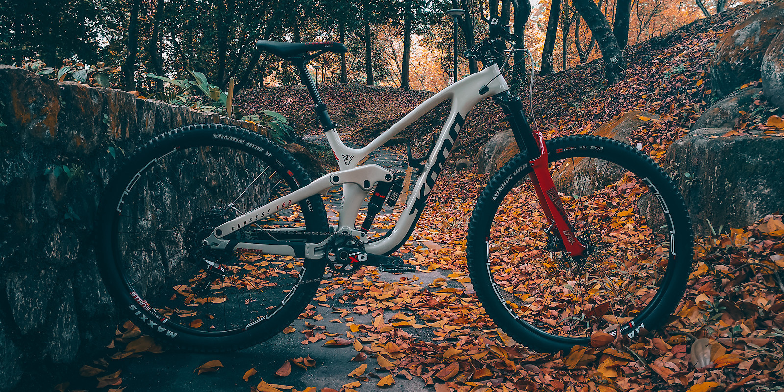 Kona Process 153 CRDL - 2019 Vital Bike of the Day Collection - Mountain Biking Pictures - Vital MTB