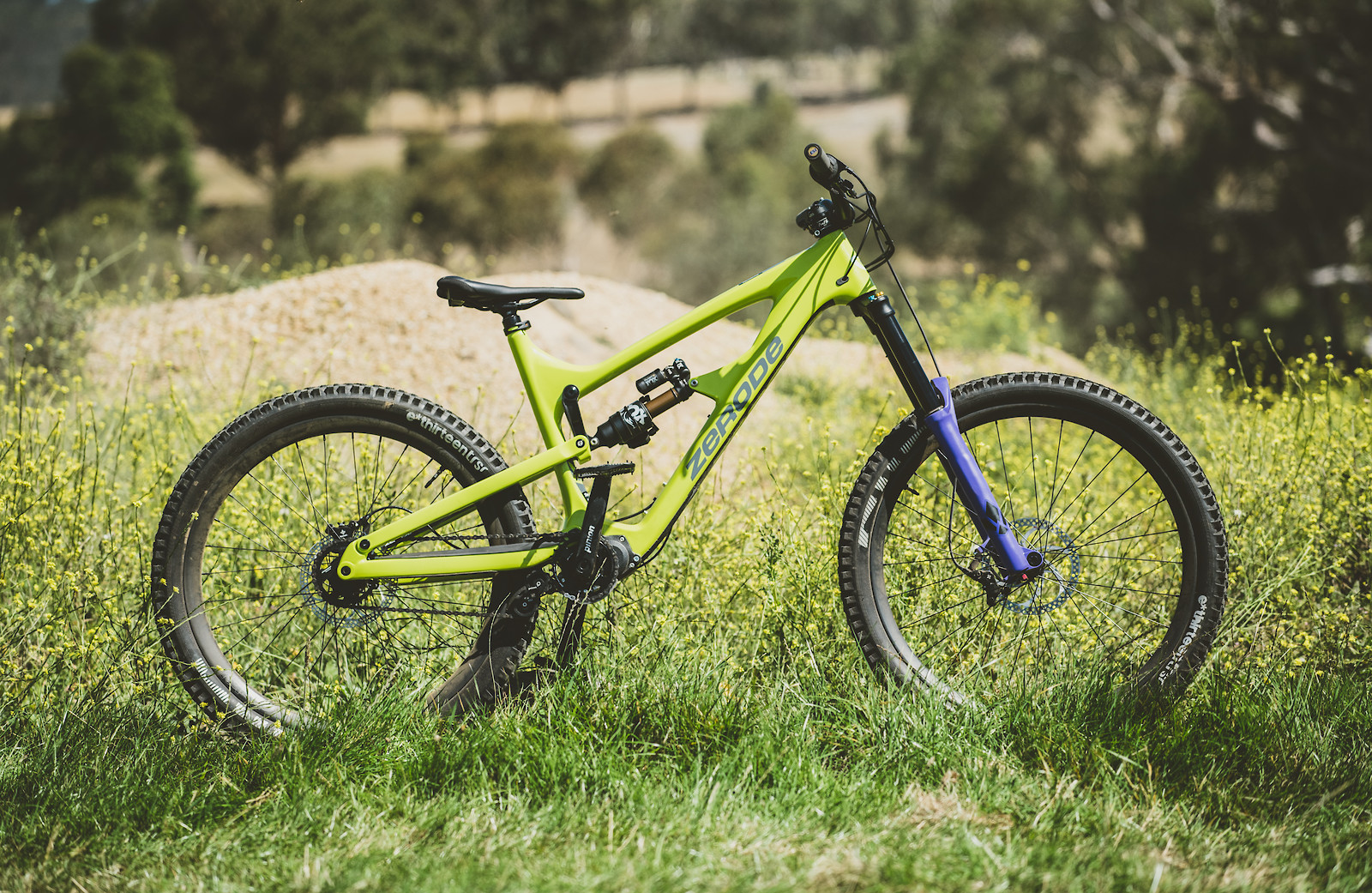 Zerode Taniwha - 2019 Vital Bike of the Day Collection - Mountain Biking Pictures - Vital MTB