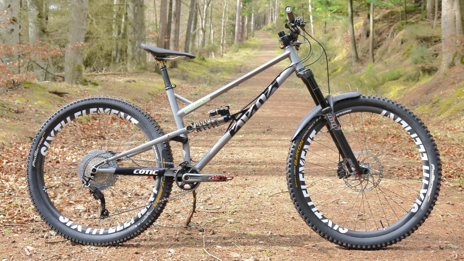 Cotic RocketMAX - 2019 Vital Bike of the Day Collection - Mountain Biking Pictures - Vital MTB