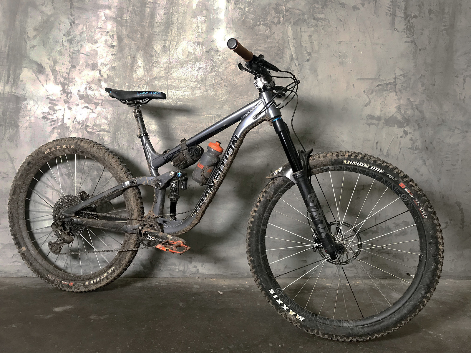 Transition Sentinel - 2019 Vital Bike of the Day Collection - Mountain Biking Pictures - Vital MTB