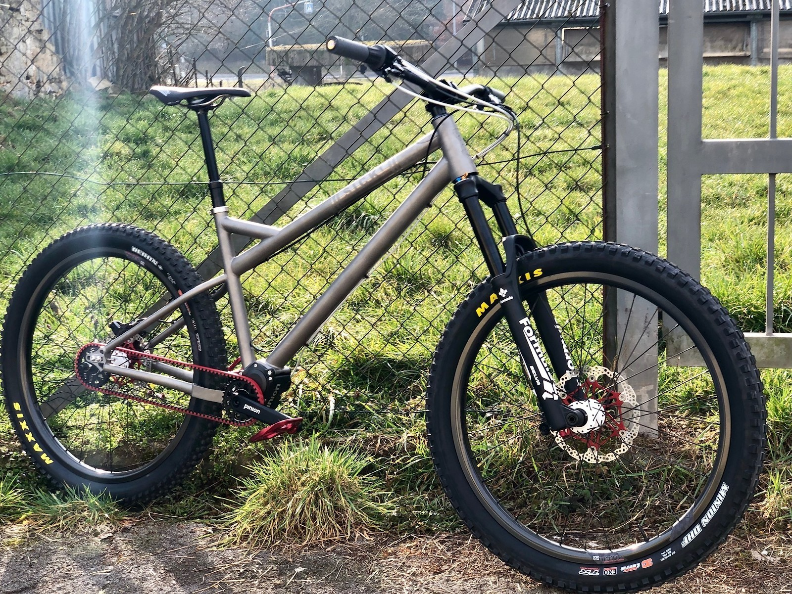 Sick Bicycles Wulfbaron - 2019 Vital Bike of the Day Collection - Mountain Biking Pictures - Vital MTB