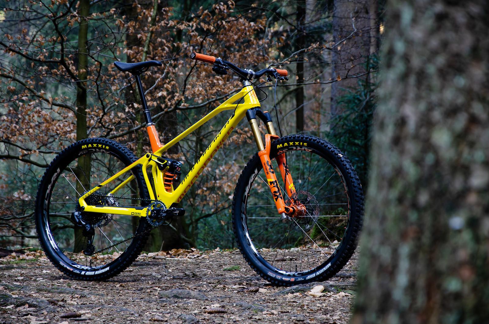 Mondraker Foxy RR 29 - 2019 Vital Bike of the Day Collection - Mountain Biking Pictures - Vital MTB
