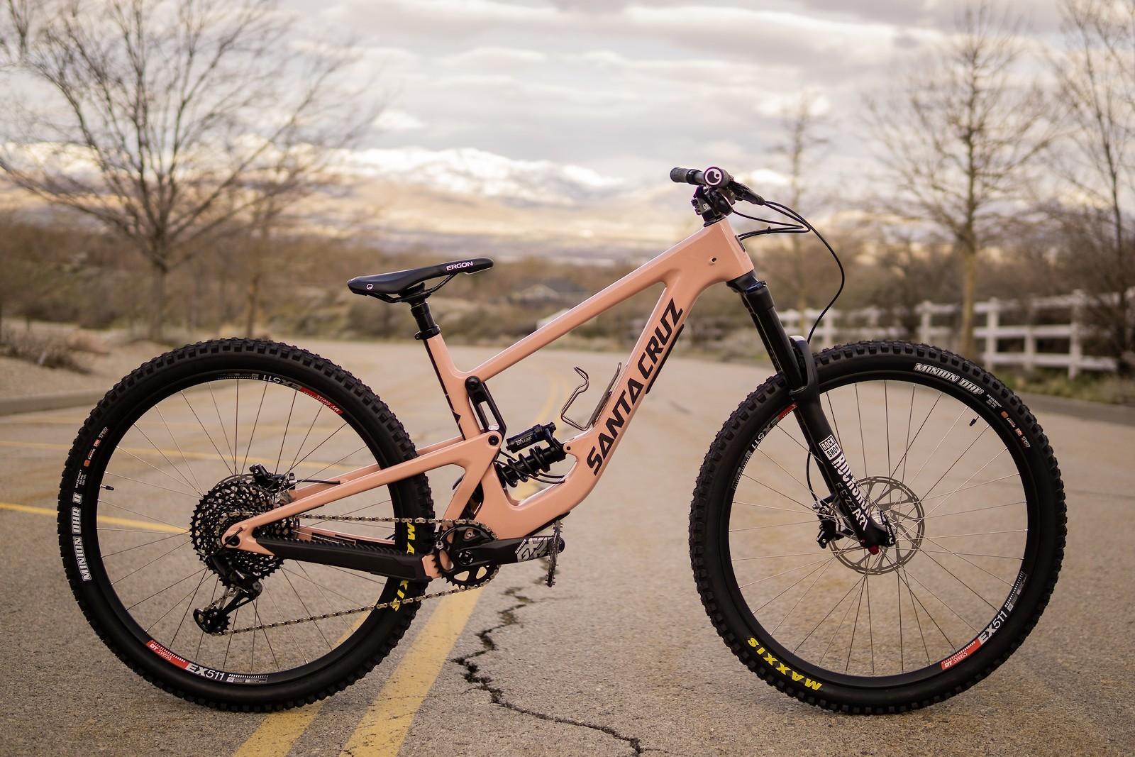 Santa Cruz Megatower - 2019 Vital Bike of the Day Collection - Mountain Biking Pictures - Vital MTB