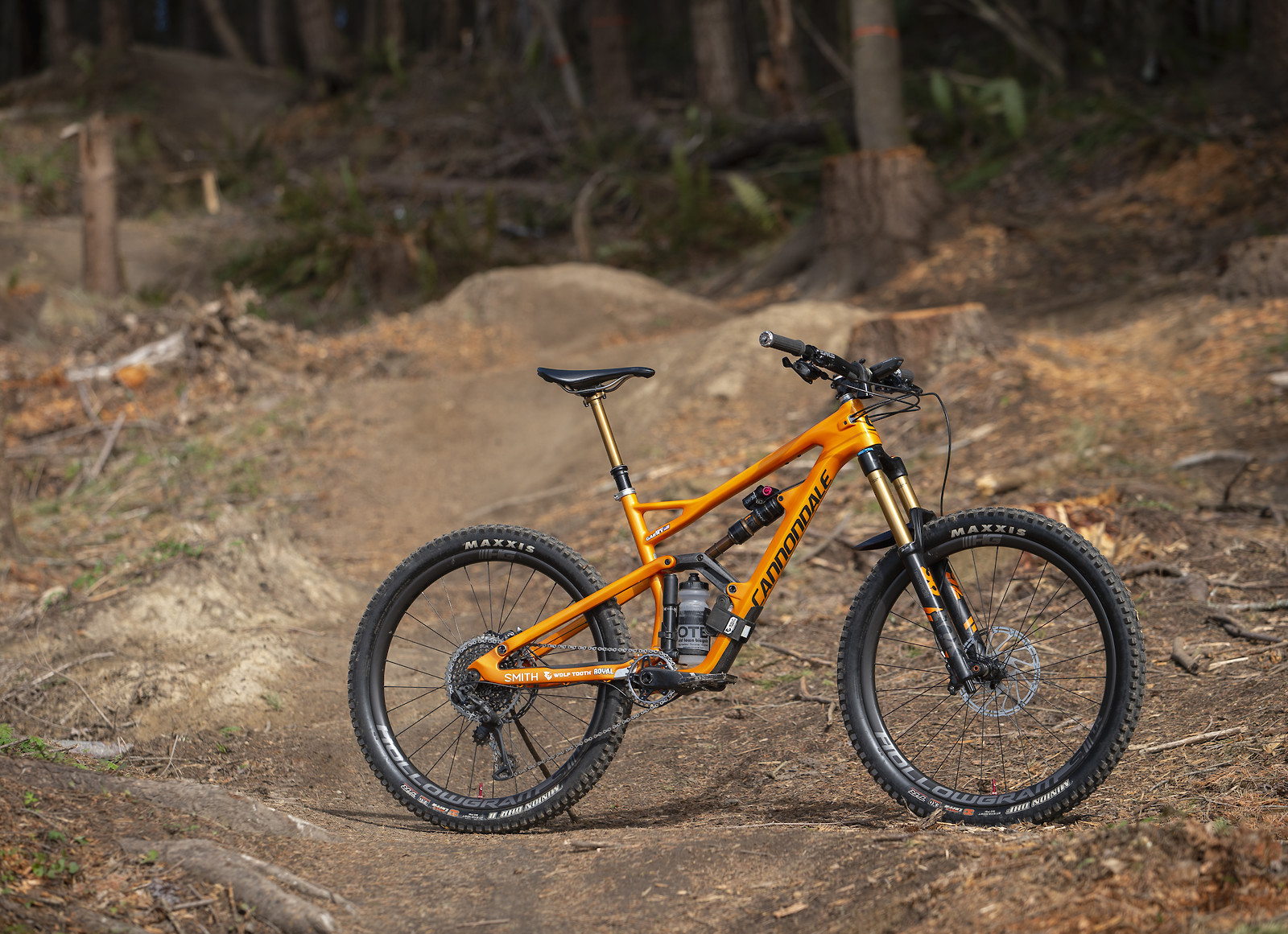 Cannondale Jekyll 1 Carbon - 2019 Vital Bike of the Day Collection - Mountain Biking Pictures - Vital MTB
