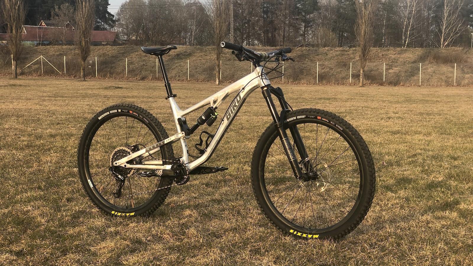 Bird Aeris AM9 - 2019 Vital Bike of the Day Collection - Mountain Biking Pictures - Vital MTB