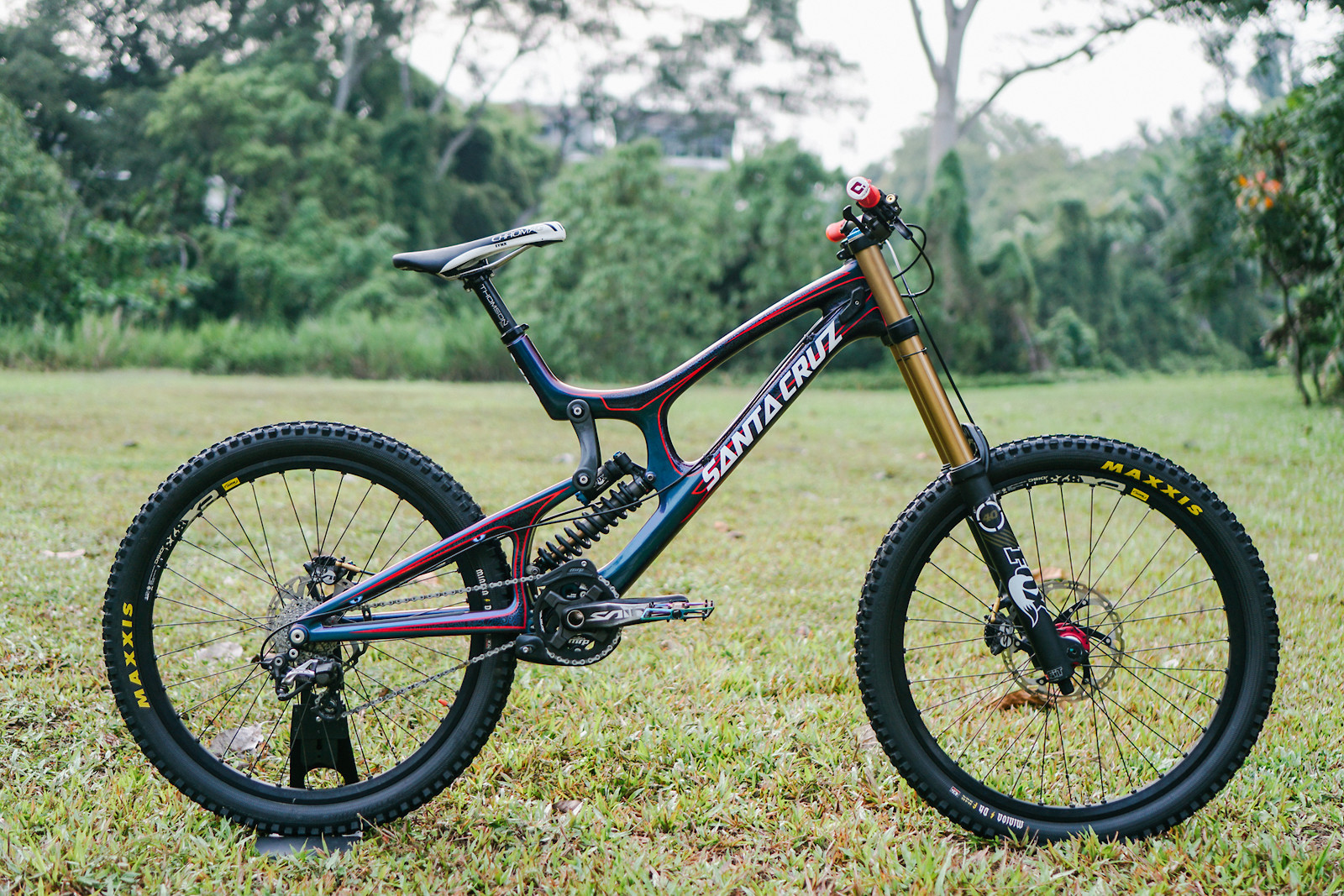 Santa Cruz V10 - 2019 Vital Bike of the Day Collection - Mountain Biking Pictures - Vital MTB