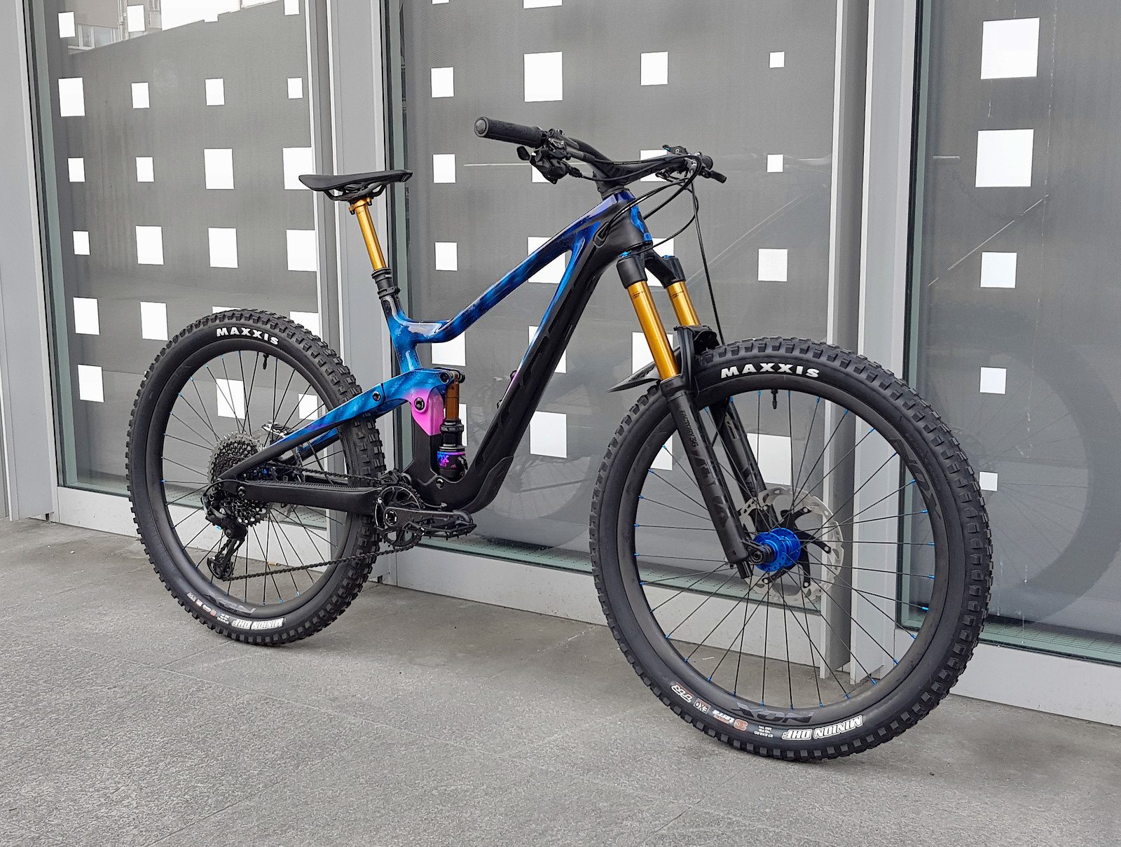 Scott Ransom 700 Tuned - 2019 Vital Bike of the Day Collection - Mountain Biking Pictures - Vital MTB