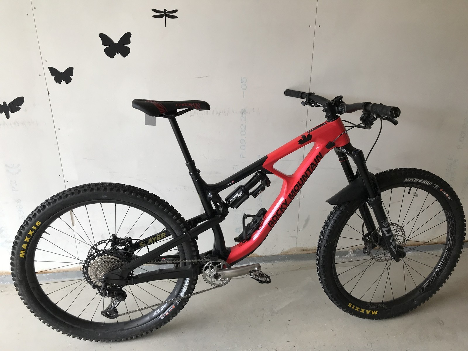 Rocky Mountain Slayer 29 - 2019 Vital Bike of the Day Collection - Mountain Biking Pictures - Vital MTB