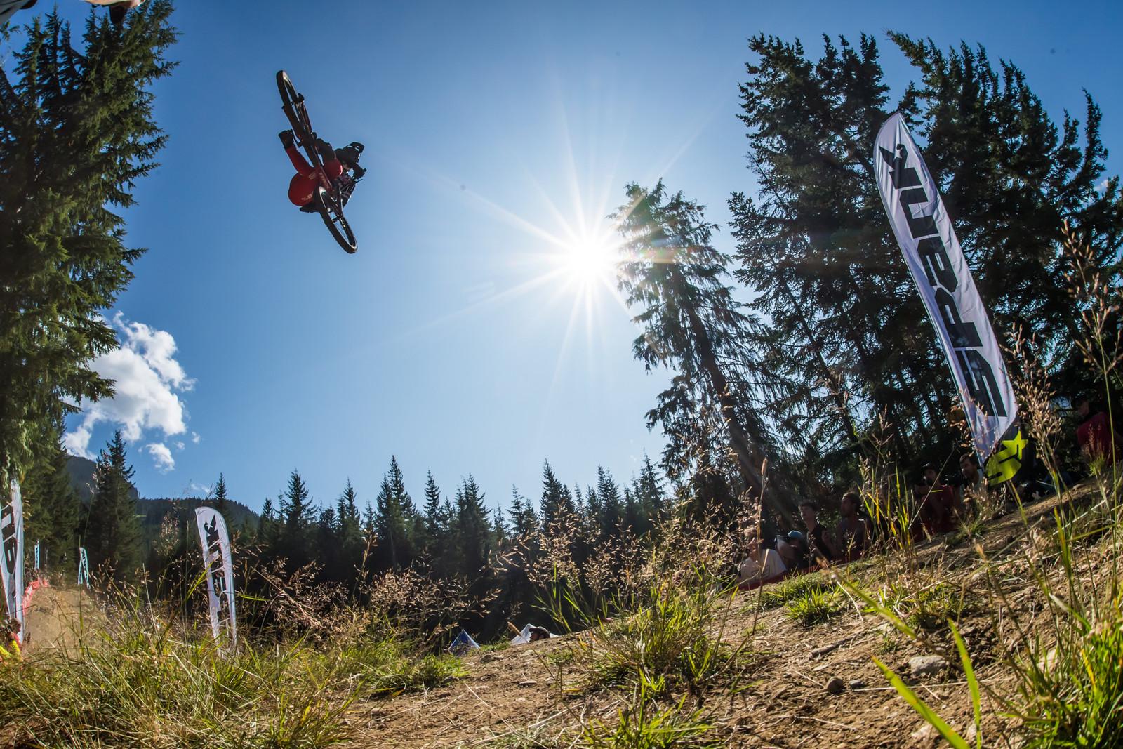 Kade Edwards - 2019 Whip-Off World Champs Crankworx Whistler - Mountain Biking Pictures - Vital MTB
