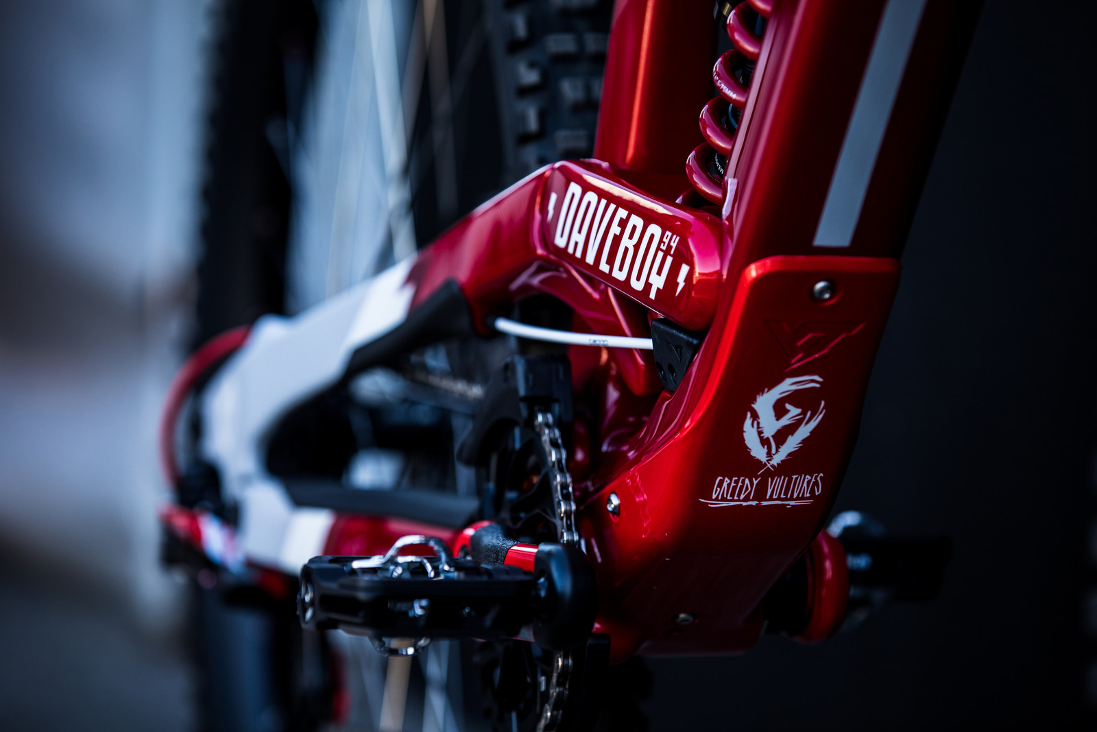 David Trummer's YT TUES at 2019 Worlds MSA - David Trummer's YT TUES at 2019 Worlds MSA - Mountain Biking Pictures - Vital MTB