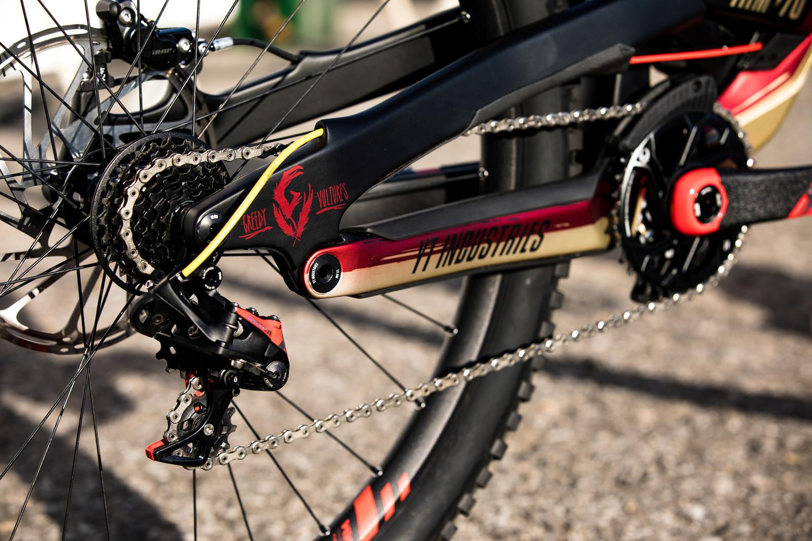 MSA19 BB020060 - Erik Irmisch's YT TUES at 2019 Worlds MSA - Mountain Biking Pictures - Vital MTB