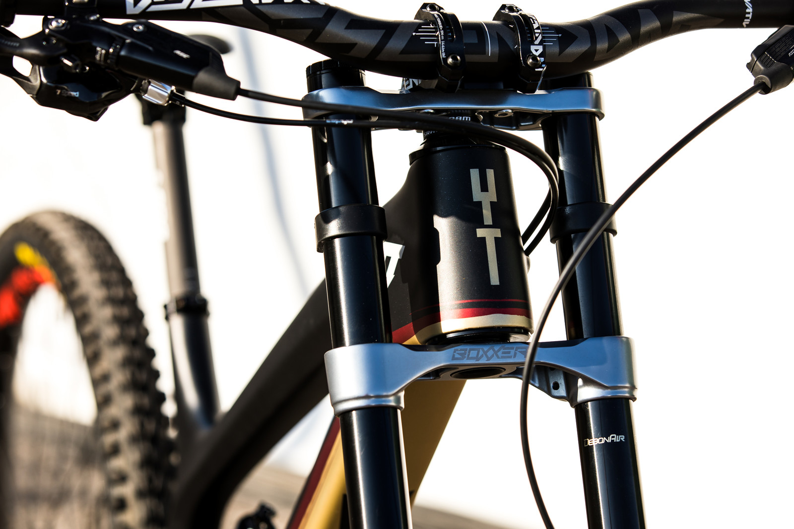MSA19 BB020069 - Erik Irmisch's YT TUES at 2019 Worlds MSA - Mountain Biking Pictures - Vital MTB