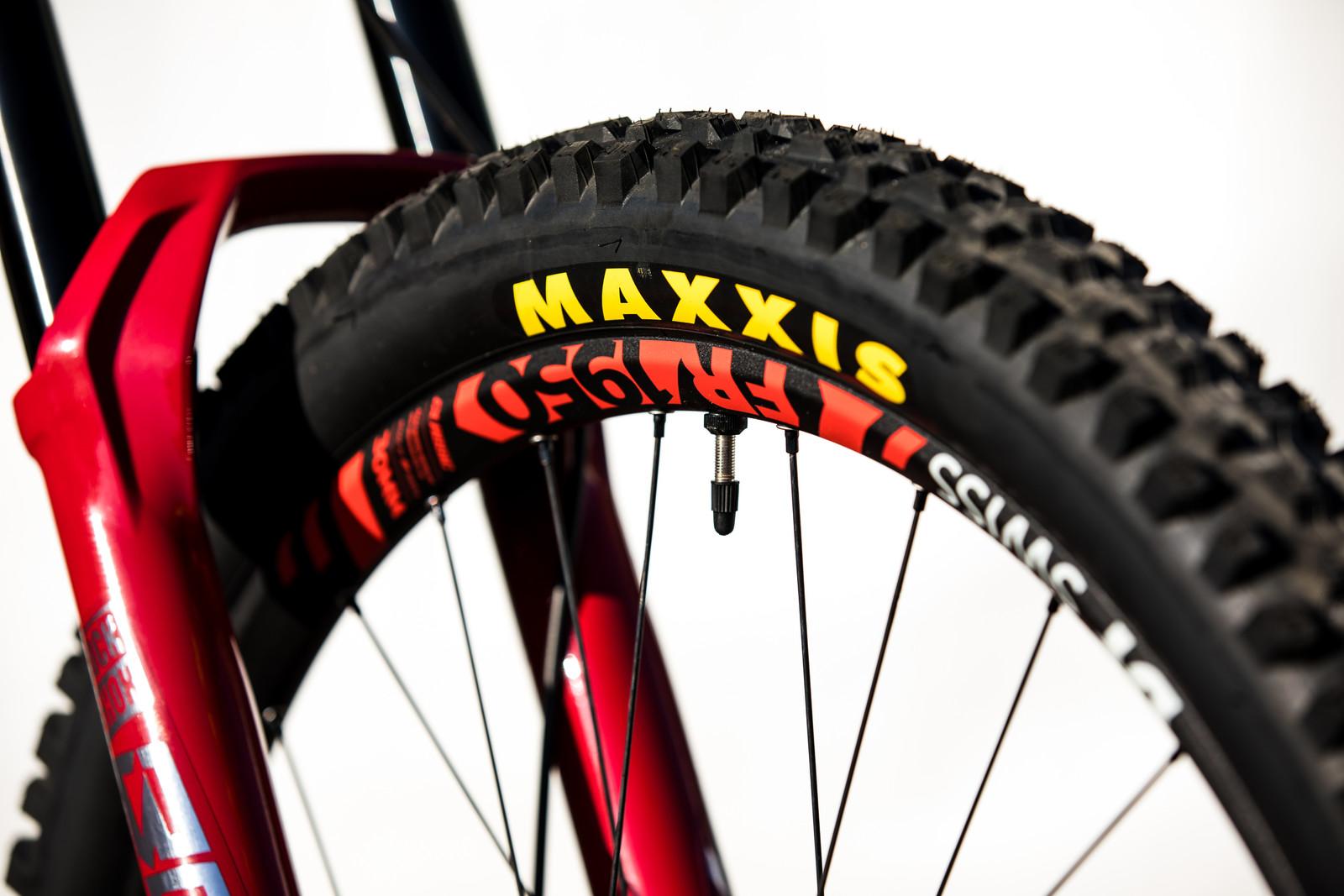 MSA19 BB020072 - Erik Irmisch's YT TUES at 2019 Worlds MSA - Mountain Biking Pictures - Vital MTB
