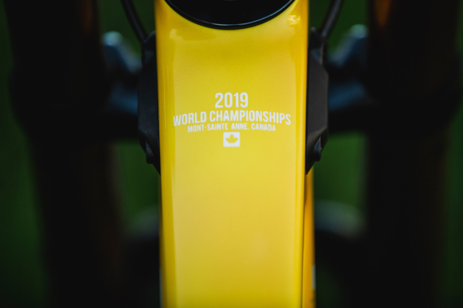 Matt Walker's Saracen Myst at 2019 Worlds MSA - Matt Walker's Saracen Myst at 2019 Worlds MSA - Mountain Biking Pictures - Vital MTB