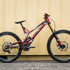 Aaron Gwin's Intense M279 at 2019 Worlds MSA