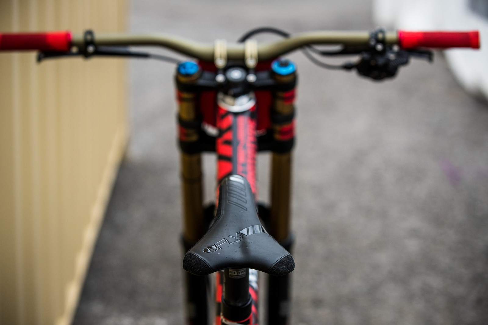 Aaron Gwin's Intense M279 at 2019 Worlds MSA - Aaron Gwin's Intense M279 at 2019 Worlds MSA - Mountain Biking Pictures - Vital MTB