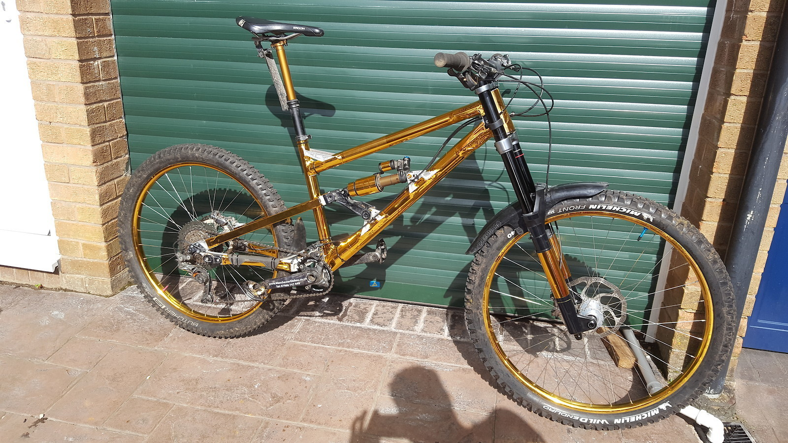 Nicolai G1 - 2019 Vital Bike of the Day Collection - Mountain Biking Pictures - Vital MTB