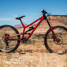RAMPAGE BIKE - Kyle Strait's Commencal Furious
