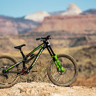 RAMPAGE BIKE - Juan Diego Salido's Transition TR11
