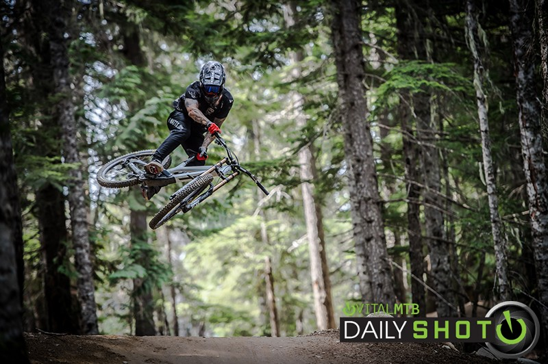 Bryan Regnier A Line Toboggan - iceman2058 - Mountain Biking Pictures - Vital MTB