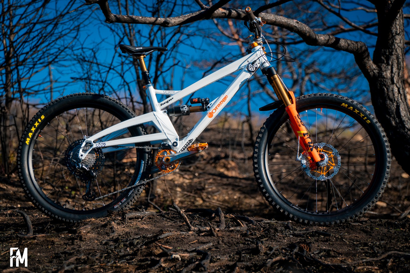 Orange Alpine 6 - 2020 Vital Bike of the Day Collection - Mountain Biking Pictures - Vital MTB