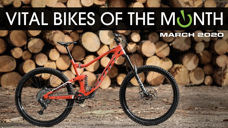 Vital Bikes of the Month - March 2020