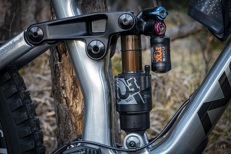 Custom Norco Sight X Gehrig Twins EWS Race Bike 2020