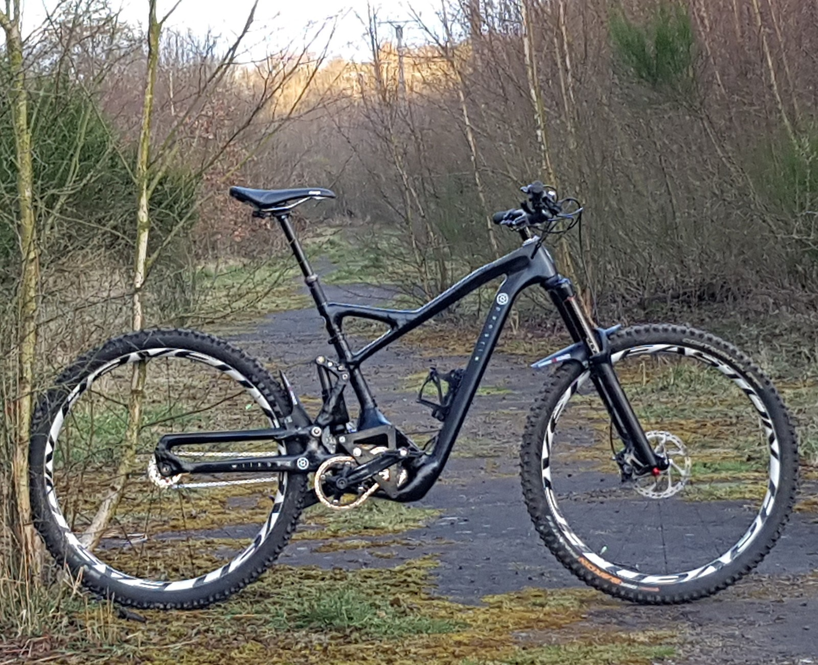 Wilkoed AB3 - Vital Bike of the Day April 2020 - Mountain Biking Pictures - Vital MTB