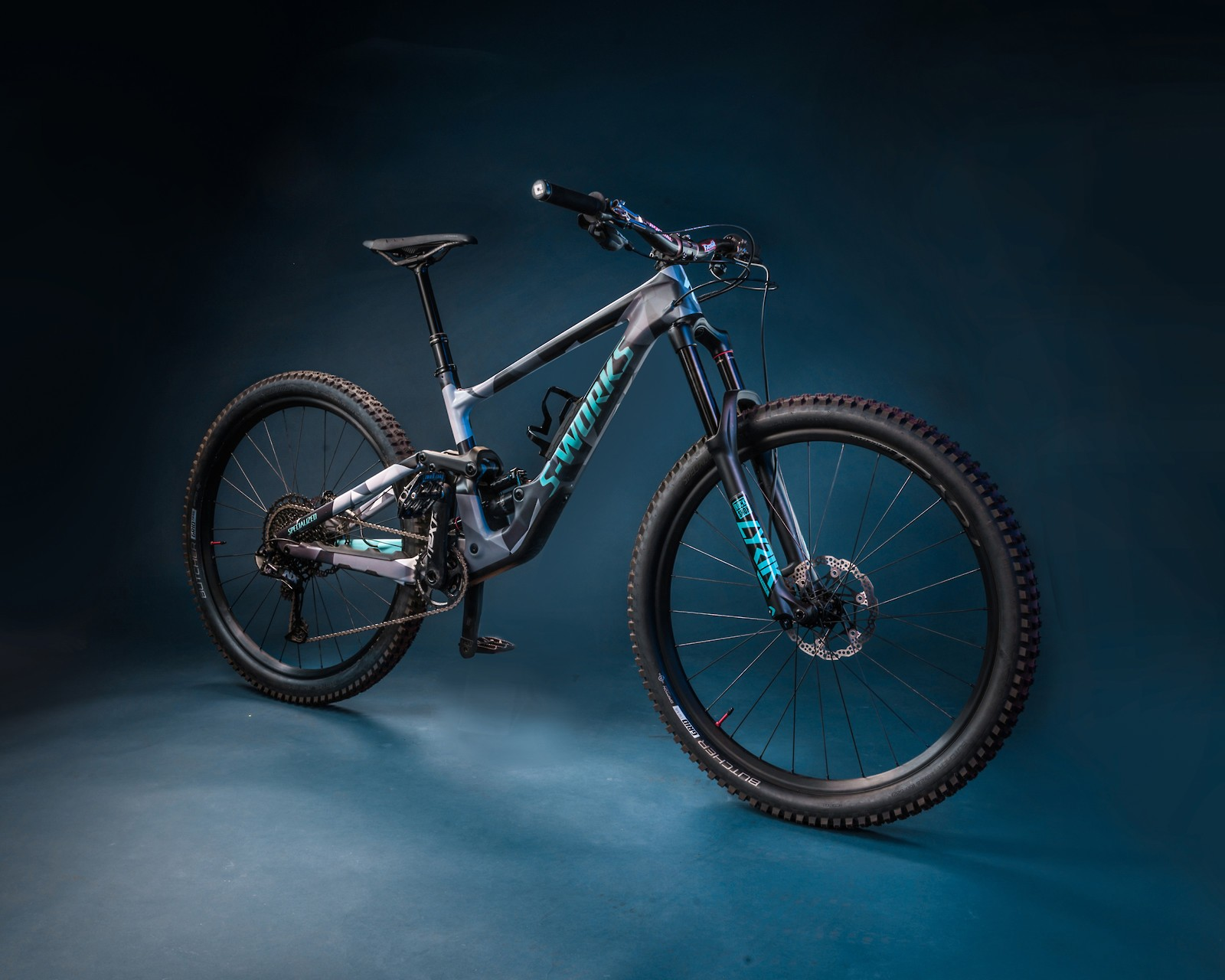 Specialized S-Works Enduro - Vital Bike of the Day April 2020 - Mountain Biking Pictures - Vital MTB