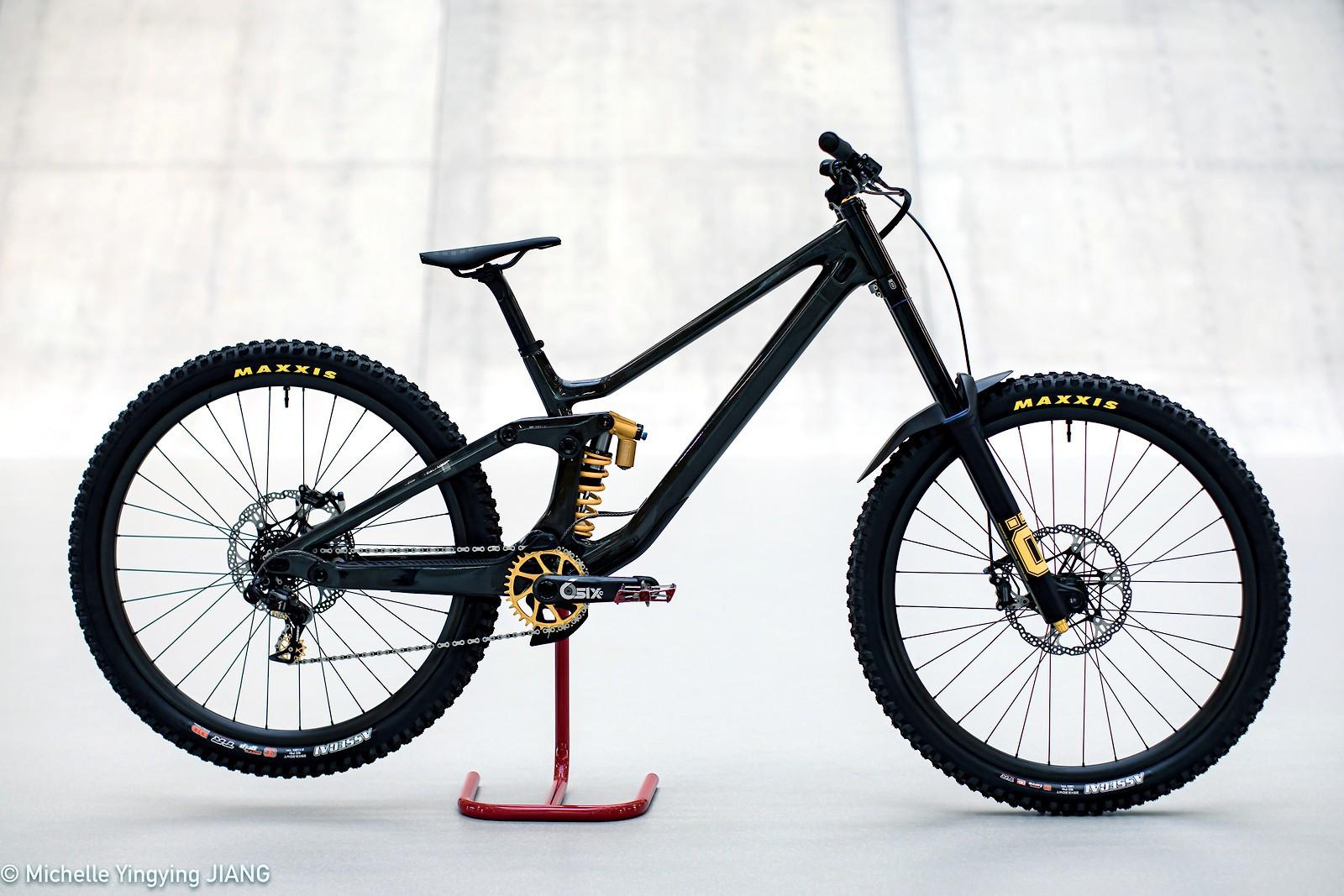 Scott Gambler Carbon - Vital Bike of the Day April 2020 - Mountain Biking Pictures - Vital MTB