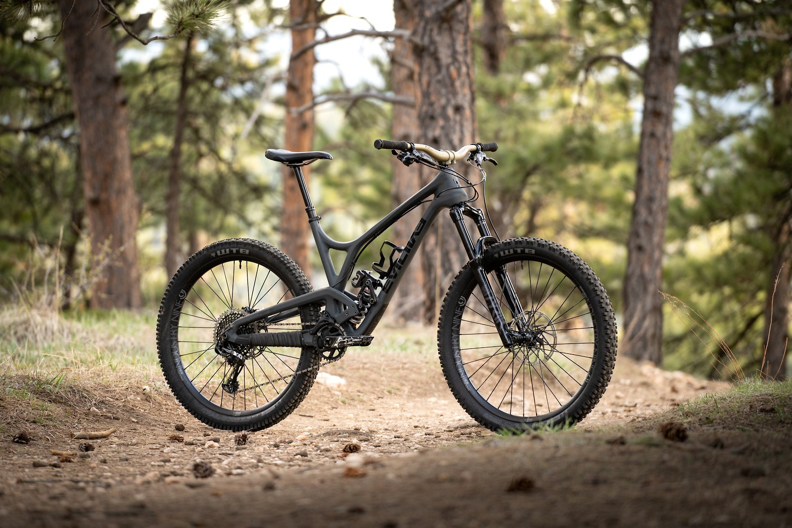 Evil The Calling - Vital Bike of the Day April 2020 - Mountain Biking Pictures - Vital MTB