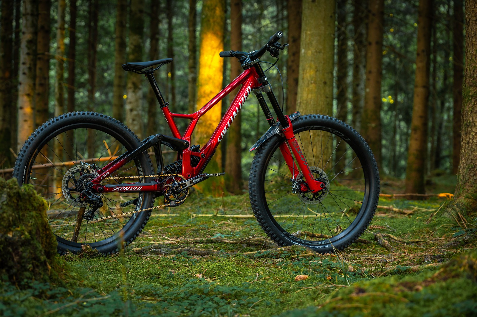Specialized Demo Race - Vital Bike of the Day August 2020 - Mountain Biking Pictures - Vital MTB