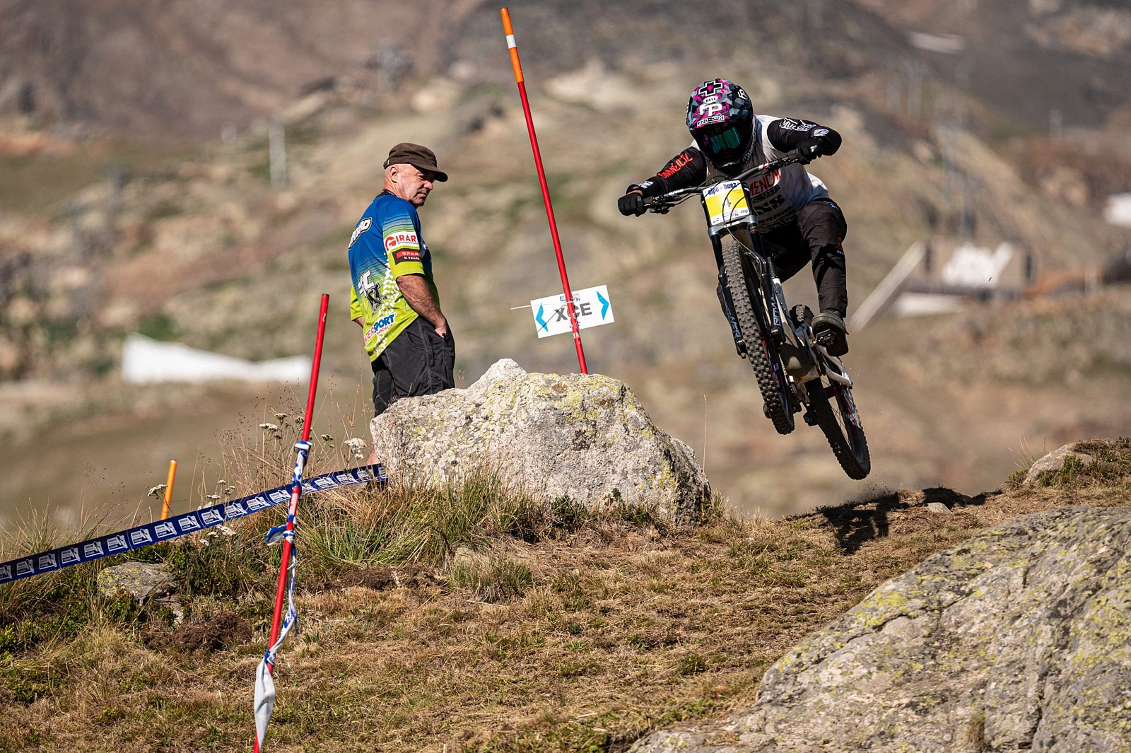 French Cup DH #1 Alpe d'Huez   Remi Thirion - French Cup DH #1 Alpe d'Huez - Mountain Biking Pictures - Vital MTB