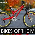 Vital Bikes of the Month, August 2020