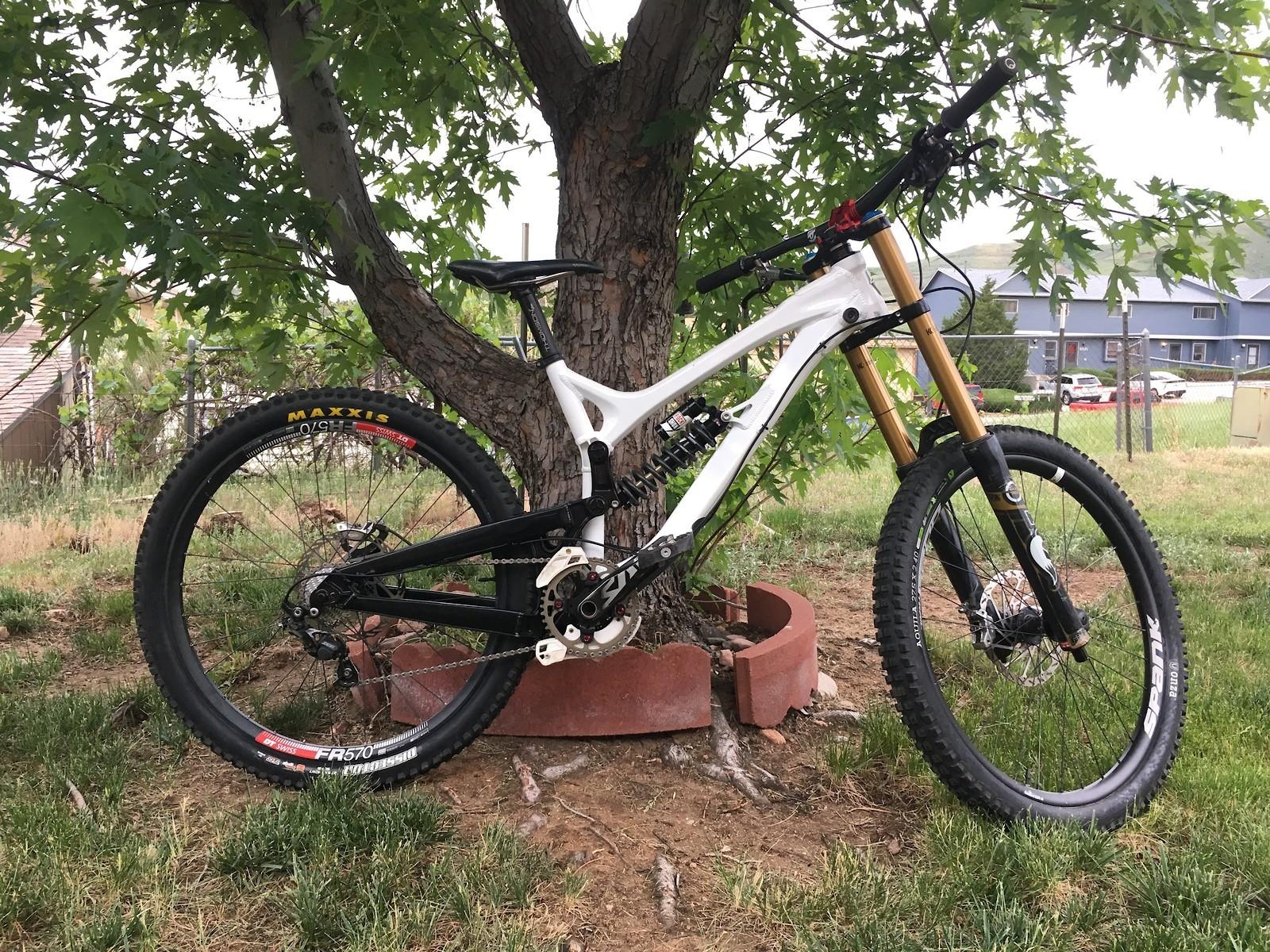 Intense 951 EVO - Vital Bike of the Day September 2020 - Mountain Biking Pictures - Vital MTB