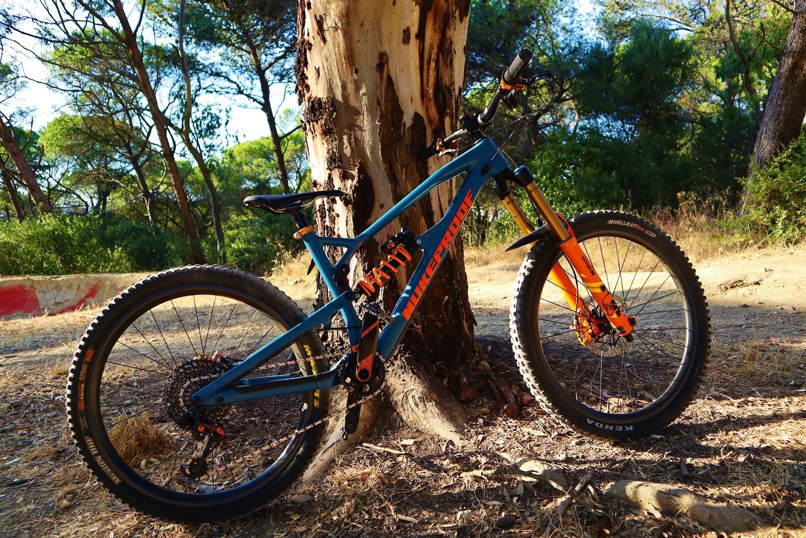 Nukeproof Mega 275 carbon - Vital Bike of the Day September 2020 - Mountain Biking Pictures - Vital MTB