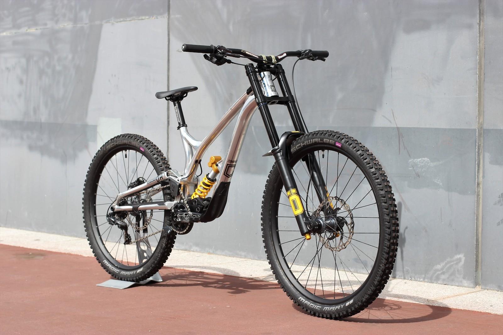 Commencal Supreme 29/27 - Vital Bike of the Day September 2020 - Mountain Biking Pictures - Vital MTB