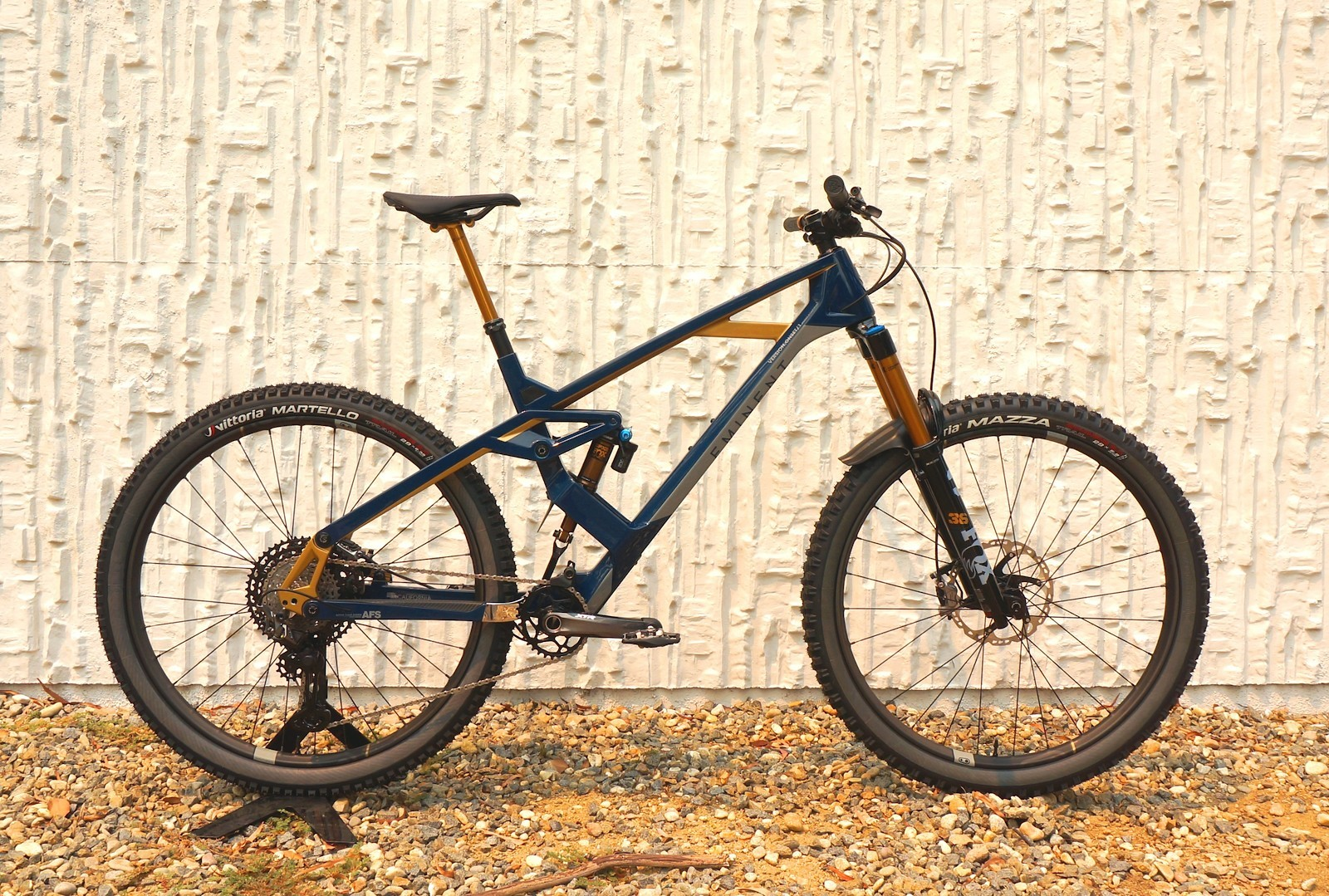 Eminent Onset MT 29 - Vital Bike of the Day September 2020 - Mountain Biking Pictures - Vital MTB