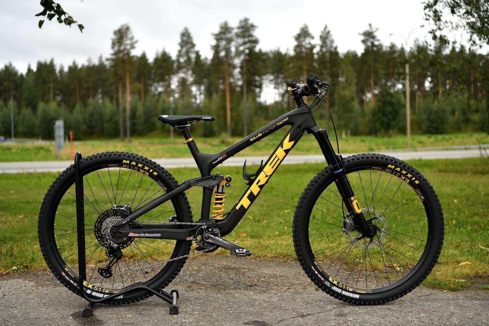 Trek Slash C - Vital Bike of the Day September 2020 - Mountain Biking Pictures - Vital MTB