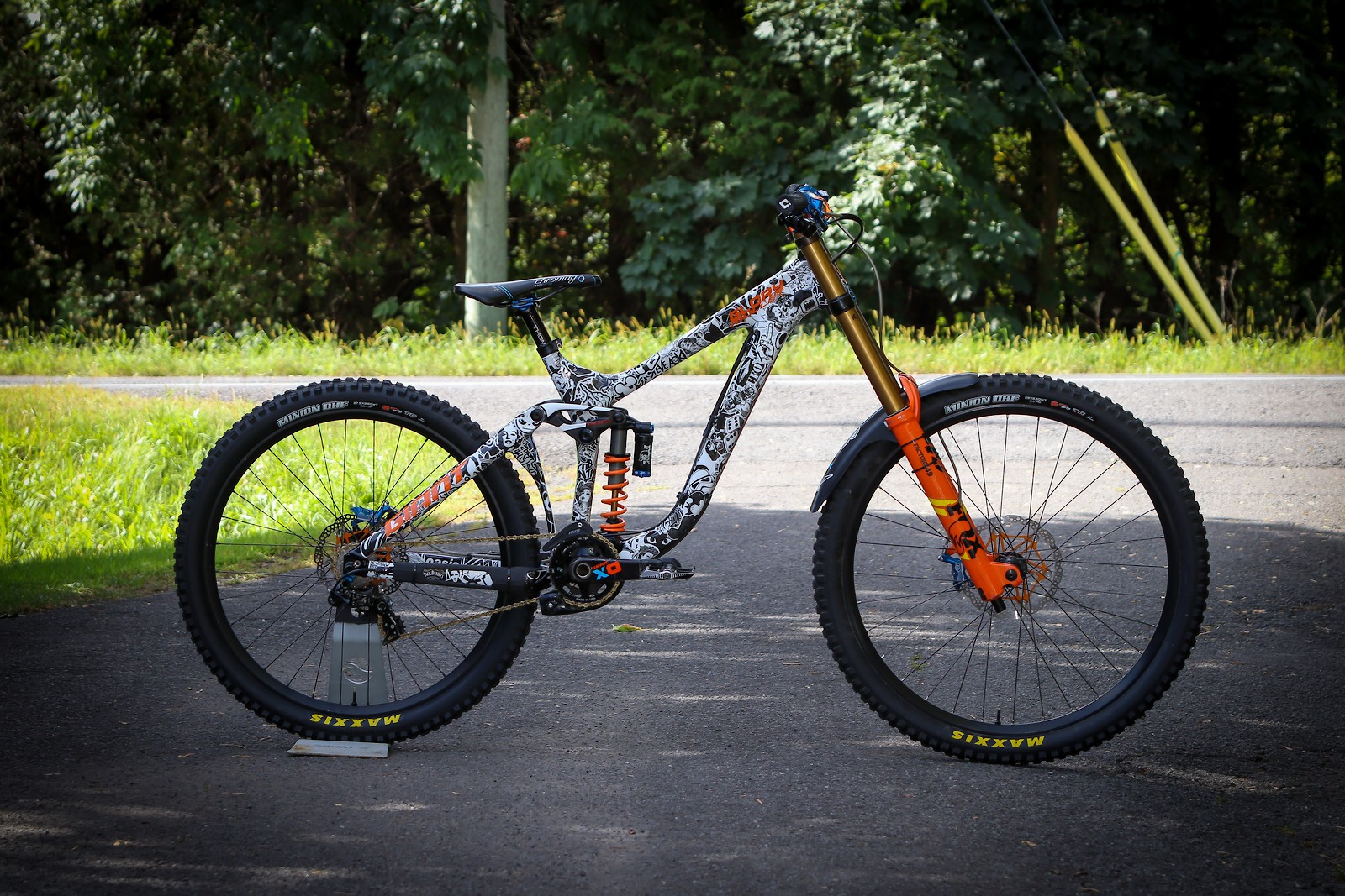Giant Glory Advanced - Vital Bike of the Day September 2020 - Mountain Biking Pictures - Vital MTB