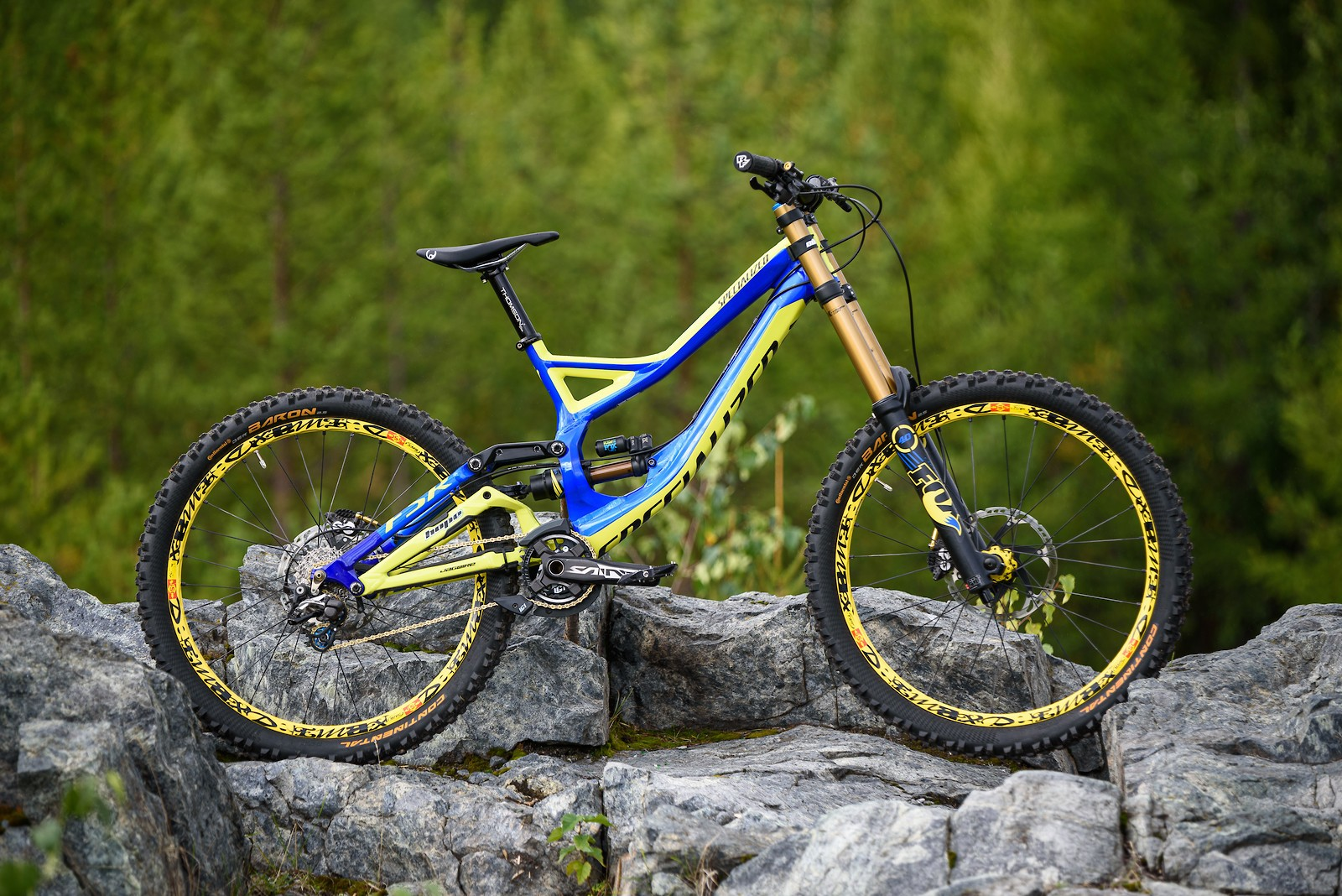 Specialized Demo 8 - Vital Bike of the Day September 2020 - Mountain Biking Pictures - Vital MTB