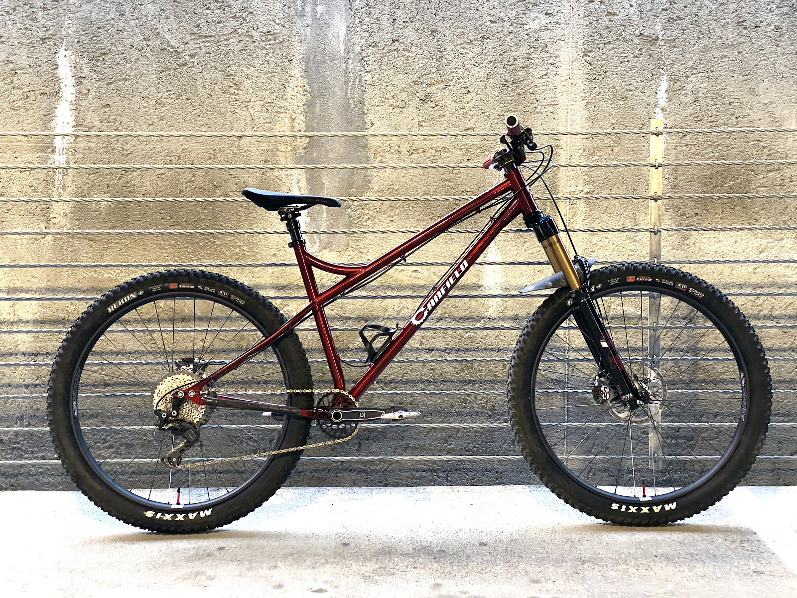 Canfield Nimble 9 - Vital Bike of the Day September 2020 - Mountain Biking Pictures - Vital MTB