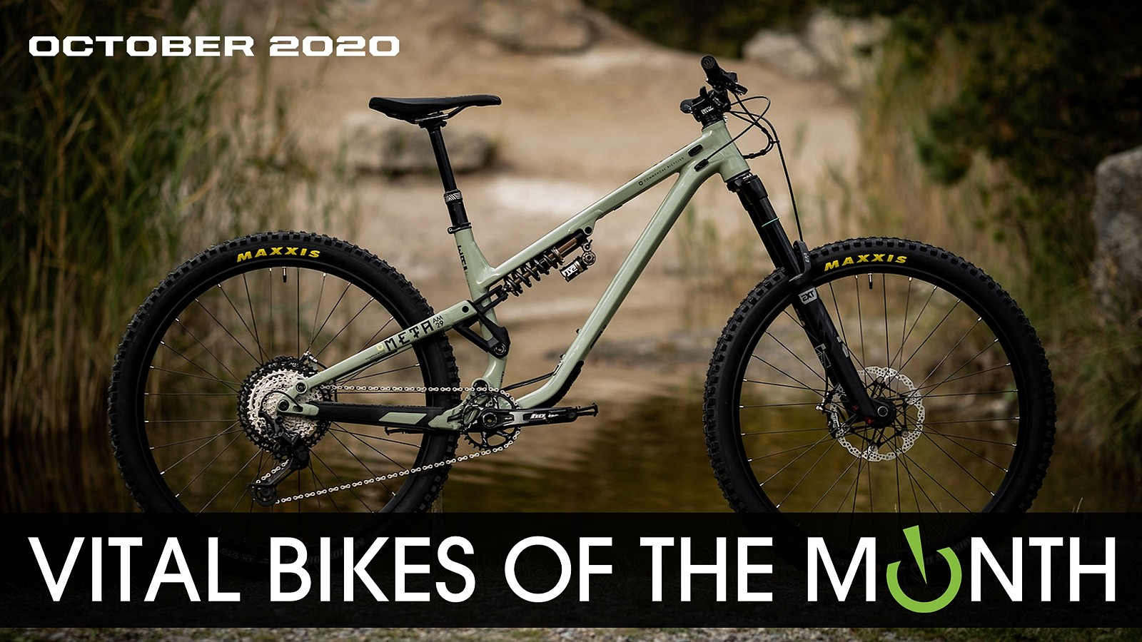 Vital Bikes of the Month, October 2020 - Vital Bike of the Day October 2020 - Mountain Biking Pictures - Vital MTB