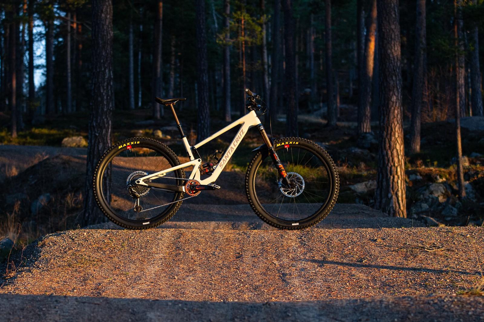 Santa Cruz Tallboy CC - Vital Bike of the Day November 2020 - Mountain Biking Pictures - Vital MTB