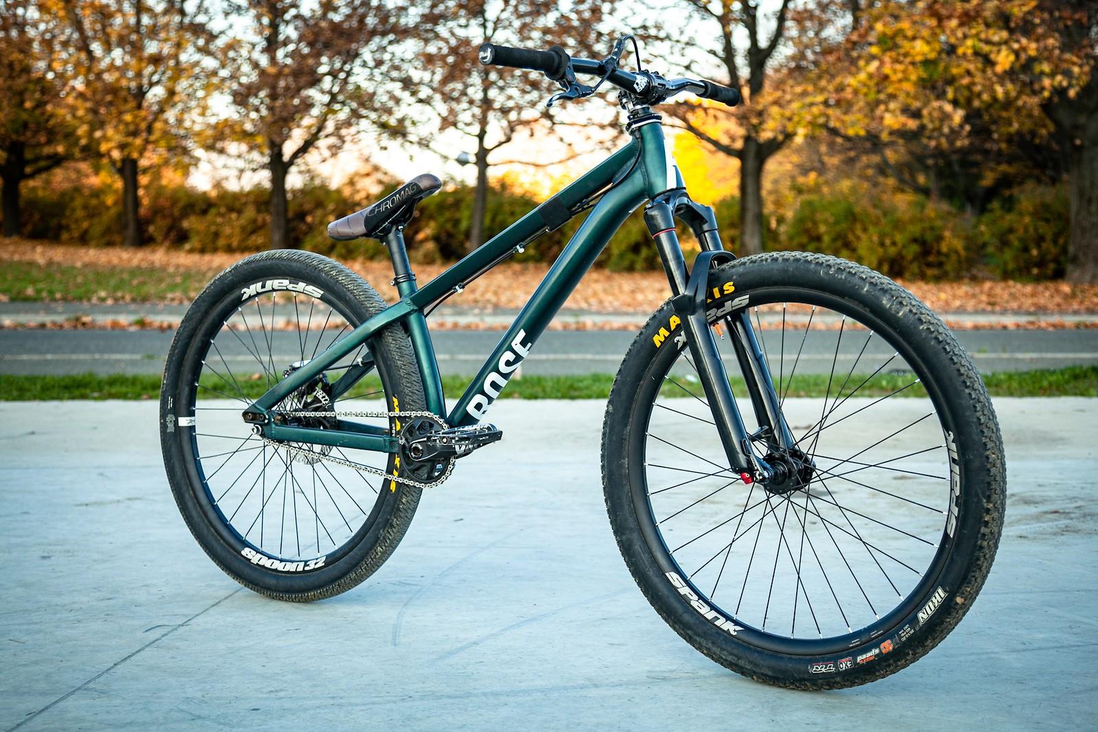 Rose The Bruce - Vital Bike of the Day December 2020 - Mountain Biking Pictures - Vital MTB