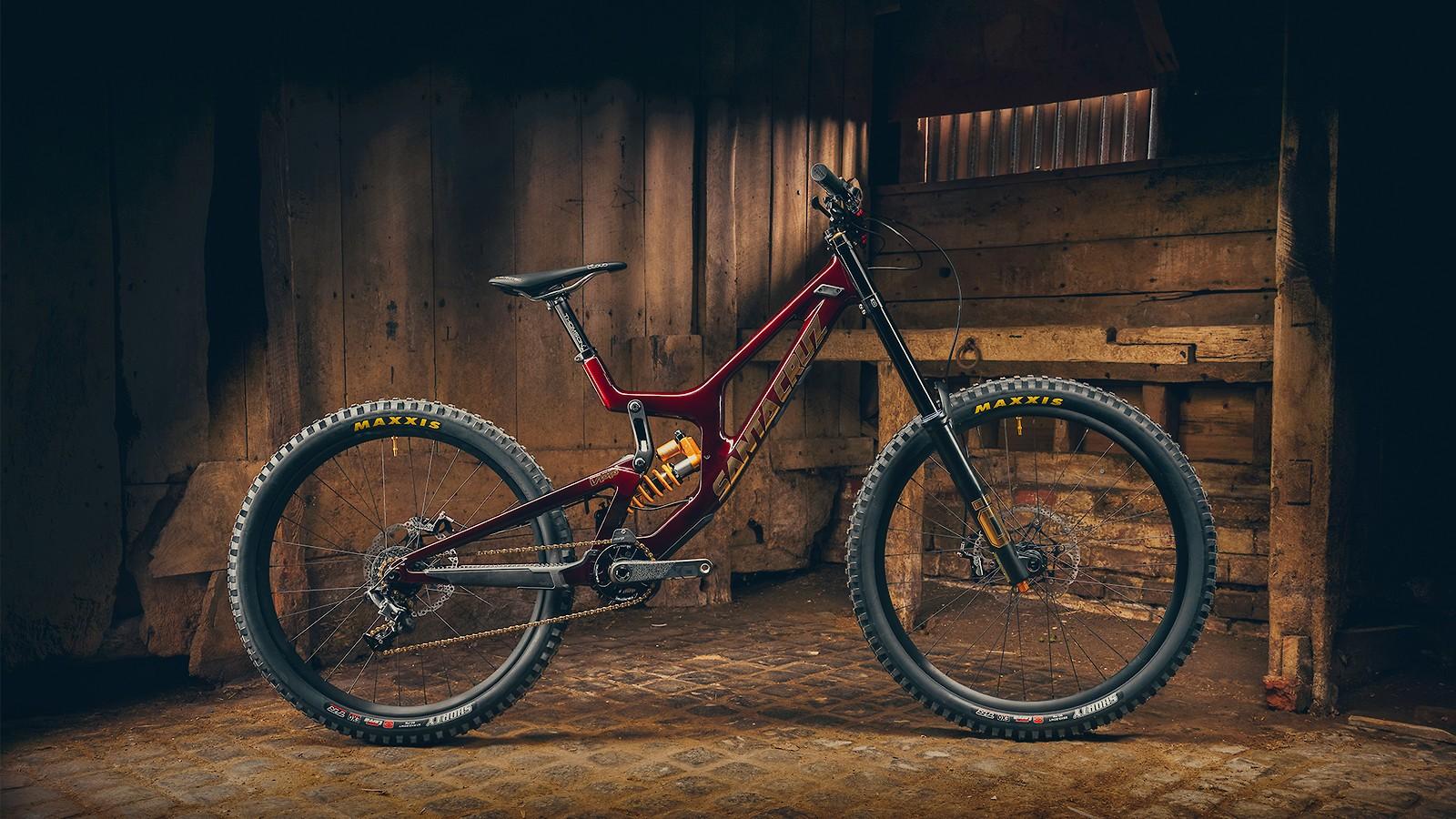Santa Cruz V10CC - Vital Bike of the Day December 2020 - Mountain Biking Pictures - Vital MTB